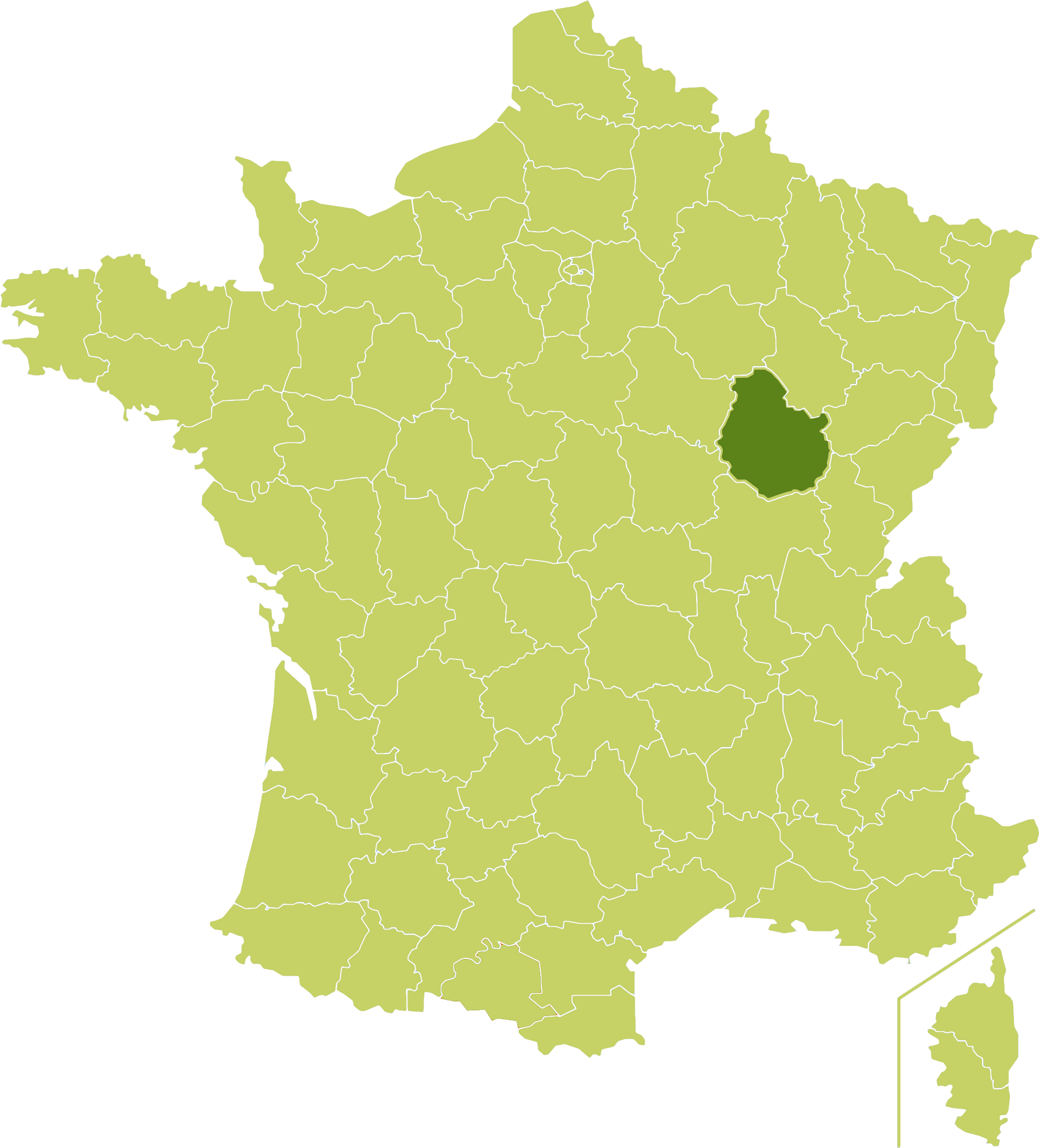 Carte_de_France_Côte-dOr